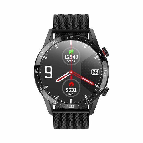 Smartwatch InnJoo Atom Acero Negro