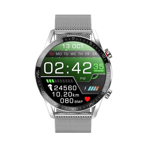 Smartwatch InnJoo Atom Acero Plateado