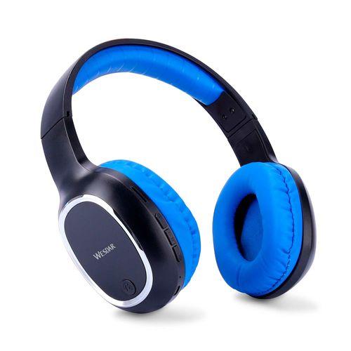 Auriculares Wesdar inalámbricos Azul