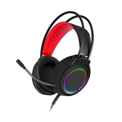 Auriculares Wesdar Gaming USB Negro