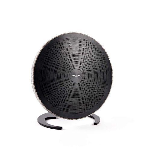 Parlante Wesdar Bluetooth portátil Negro