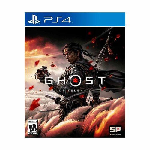 Juego PS4 Ghost: Of Tsushima