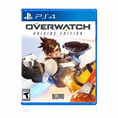Juego PS4 Overwatch