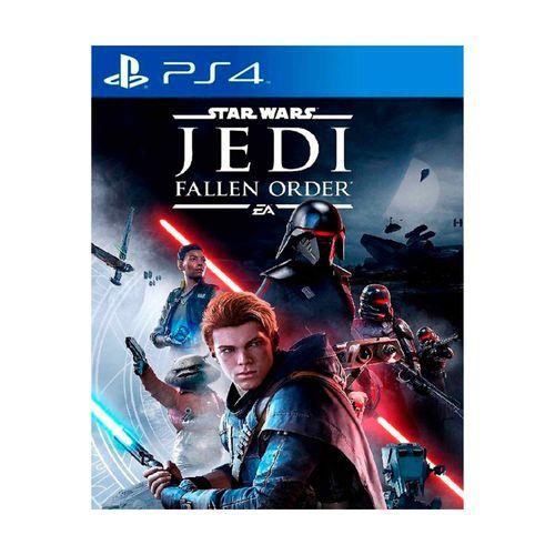 Juego PS4 Star Wars: Jedi Fallen Order