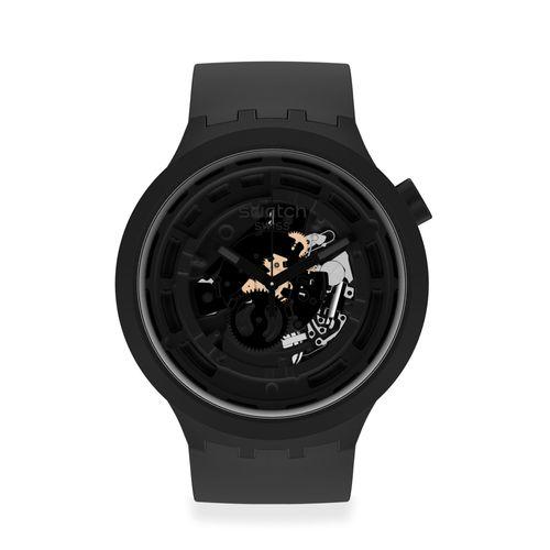 Reloj Swatch Bioceramic C-Black