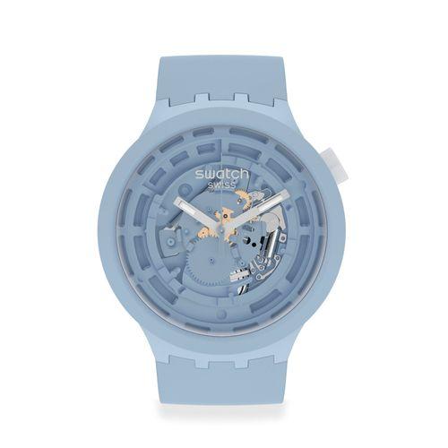 Reloj Swatch Bioceramic C-Blue