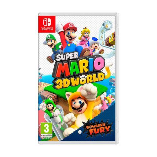 Juego Mario 3D World + Bowser's Fury