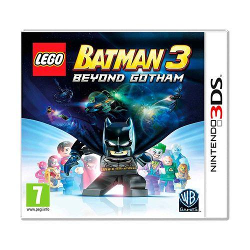 Juego Nintendo 3DS Lego: Batman 3 Beyond Gotham