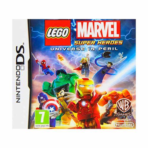 Juego Nintendo 3DS Lego: Marvel Universe in Peril