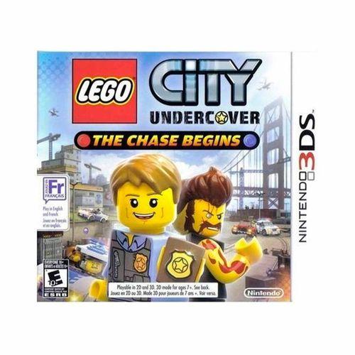 Juego Nintendo 3DS Lego: City Undercover