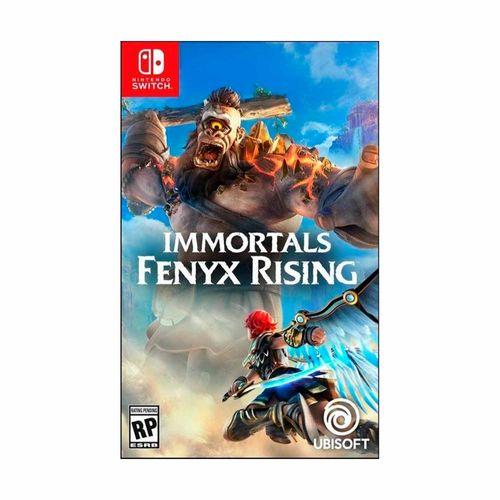 Juego Nintendo Switch Immortals Fenyx Rising