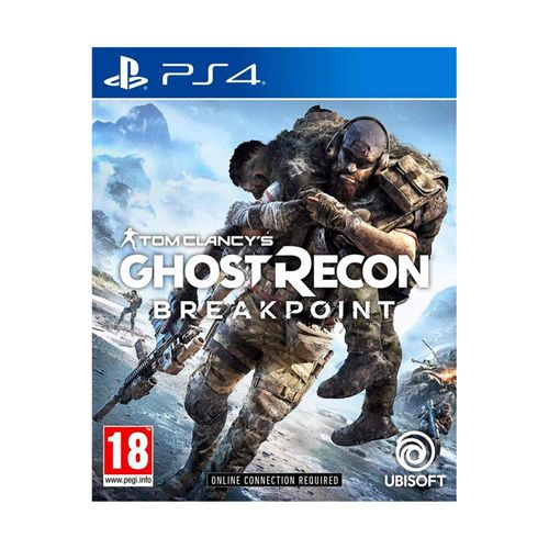 Juego PS4 Tom Clancy's Ghost Recon: Breakpoint