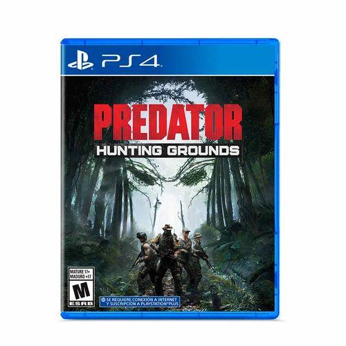 Juego PS4 Predator Hunting Grounds