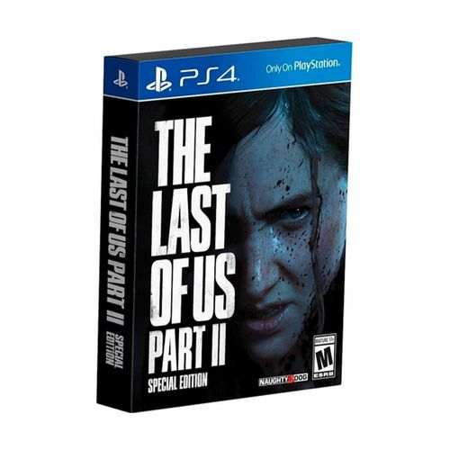 Juego PS4 The Last of Us 2 Special Edition