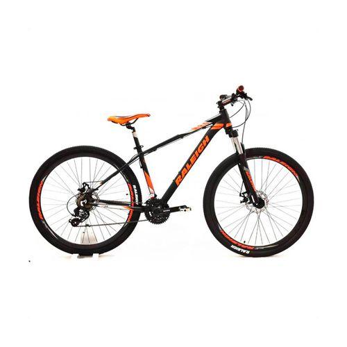 Bicicleta Raleigh Mojave 2.0 Rodado 29 Negro y Naranja Talle 19