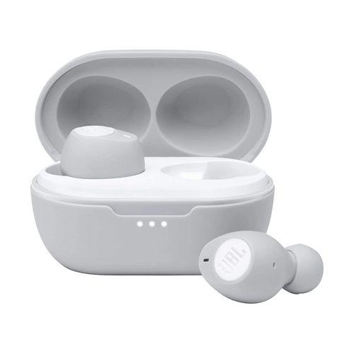 Auriculares JBL Tune 115tws in-ear mic White