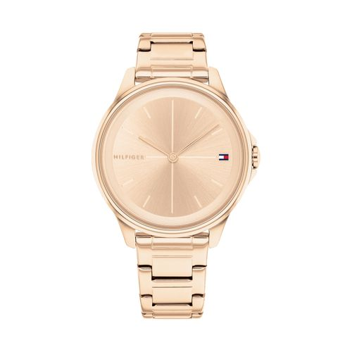 Reloj Tommy Hilfiger Delphine para mujer de acero rosé 1782354