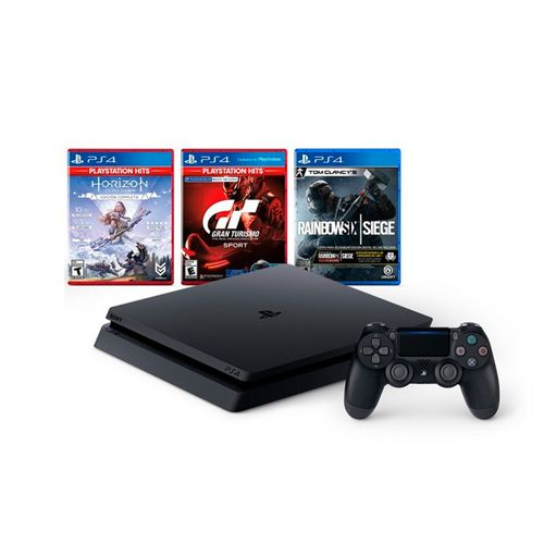 Consola PS4 Slim 1tb Mega Pack 16