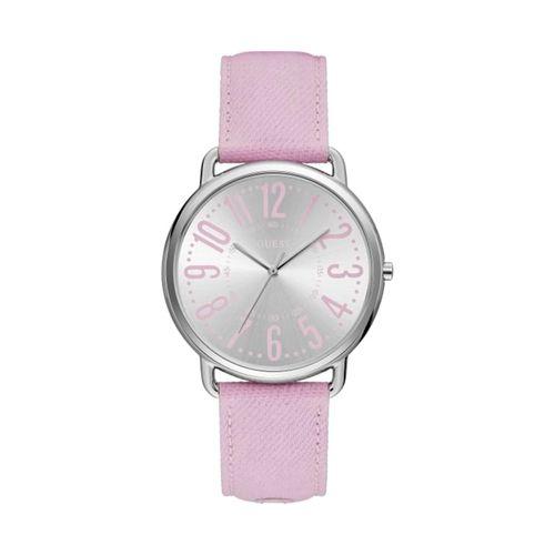 Reloj Guess TR Trend para mujer de cuero rosa W1068L8
