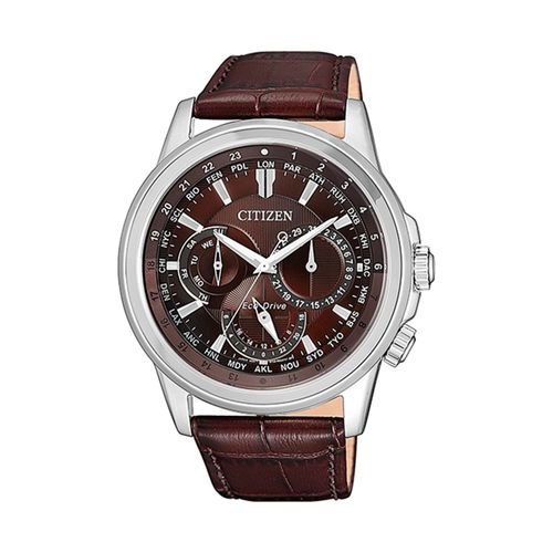 Reloj Citizen para hombre con correa de cuero CTBU202029X