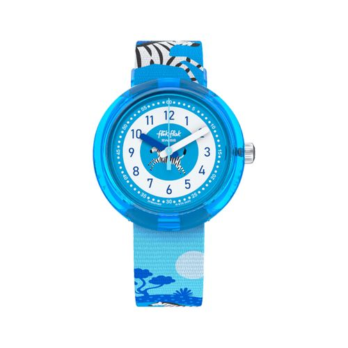 Reloj Flik Flak Zebrannah