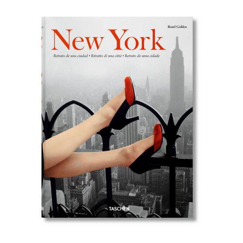 Libro Taschen: Nueva York. Retrato de una ciudad
