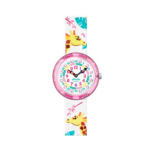 Reloj Flik Flak Giraffic Park para niños ZFBNP169