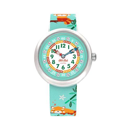 Reloj Flik Flak Pandamazing para niños ZFBNP173
