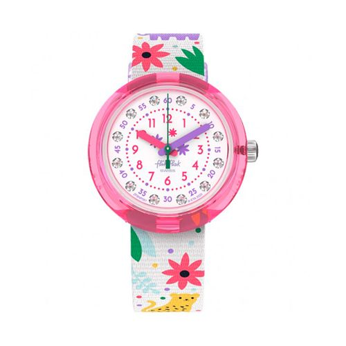Reloj Flik Flak Tropicalia para niños ZFPNP081
