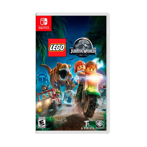 Juego Nintendo Switch Lego Jurassic World
