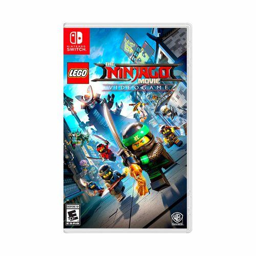 Juego Nintendo Switch Lego Ninjago Movie
