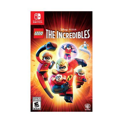 Juego Nintendo Switch Lego The Incredibles