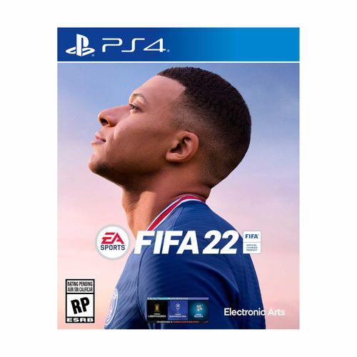 PREVENTA 01/10/21 Juego PS4 FIFA 22
