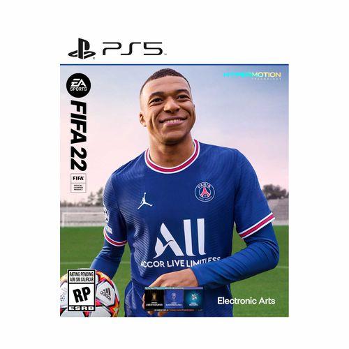 PREVENTA 01/10/21 Juego PS5 FIFA 22