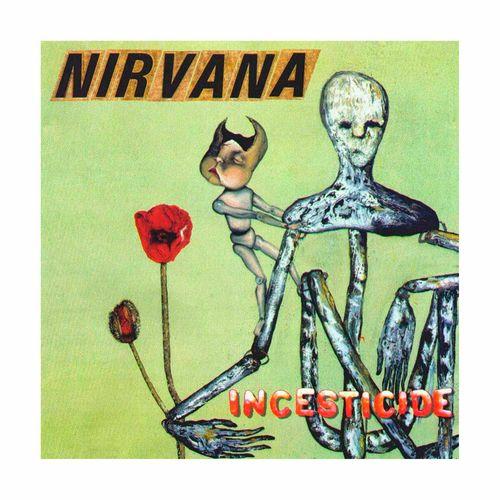 "Disco de Vinilo Nirvana ""Incesticide"""