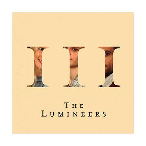 "Disco de Vinilo The Lumineers ""III"""