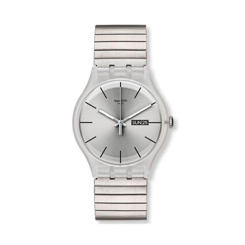 Reloj Swatch Resolution Small de Acero
