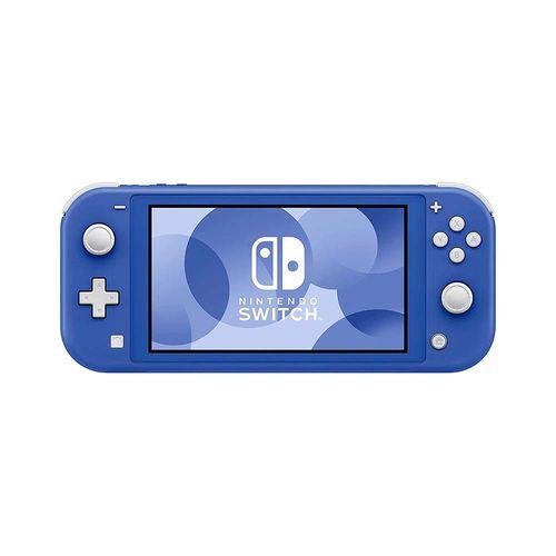 Consola Nintendo Switch Lite Azul