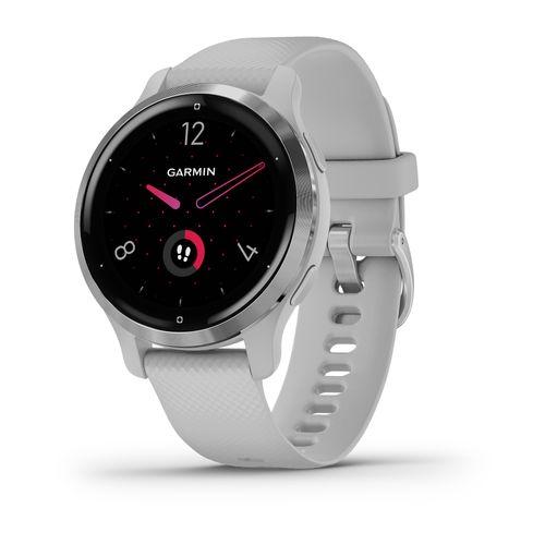 Smartwatch Garmin Venu 2S Gris claro
