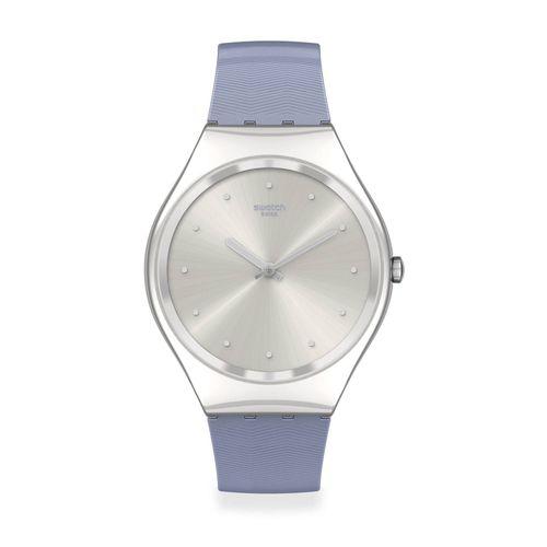 Reloj Swatch Blue Moire SYXS134