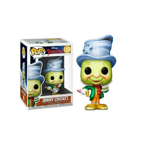 Funko Pop! Disney - Pinocho - Jiminy Cricket 1026