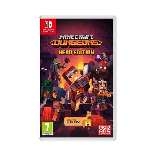 Juego Nintendo Switch Minecraft Dungeon