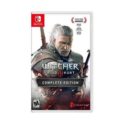 Juego Nintendo Switch The Witcher 3 Wild Hunt Complete Edition